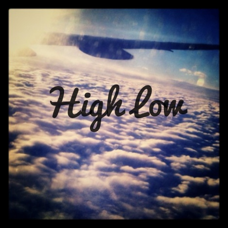 High Low by AL ROCCO