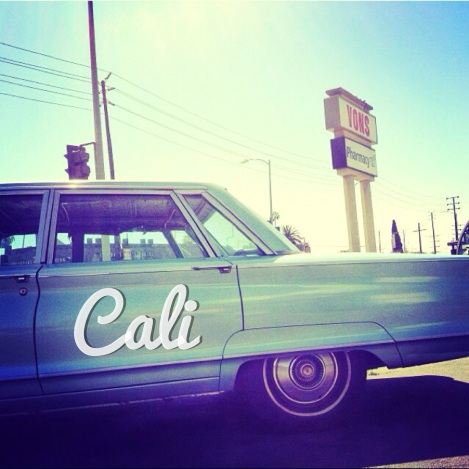 Cali (Produced by Melrose Zee) - AL ROCCO