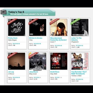 Jet Lag Mixtape by Al Rocco ranked Top8 on Datpiff.