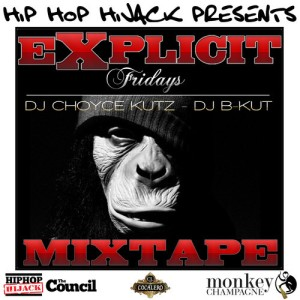HipHopHiJack Presents Explicit Mixtape Vol. 3 2014 featuring Red Money RMB by Al Rocco ranked #1